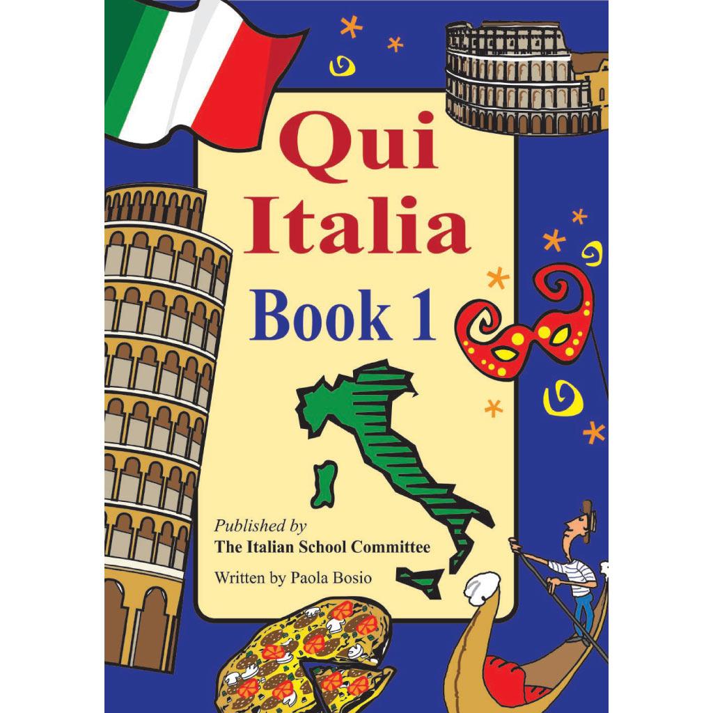 Qui Italia book 1