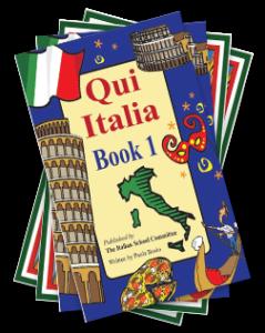 Italian books
