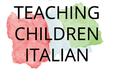 Teaching Children Italian