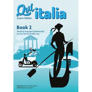 Qui Italia Book 2